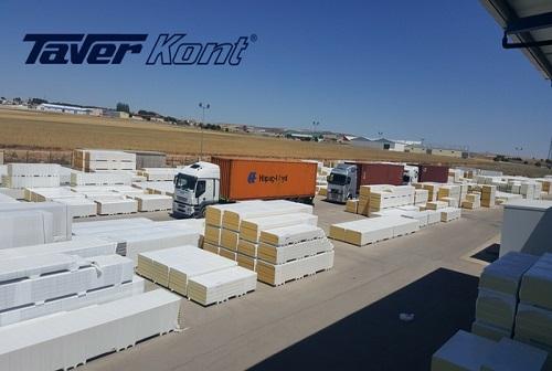 New Taverkont® shipment to South America 1