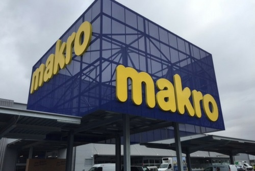 Inauguration of the New Makro in Barcelona 1