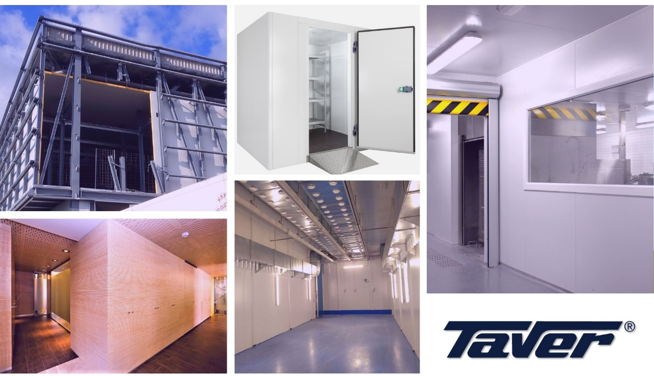TAVER GROUP® BENCHMARK IN THERMAL INSULATION 1